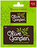 Olive Garden Holiday $25 Gift Card