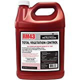 RM43 43-Percent Glyphosate Plus Weed Preventer Total Vegetation Control, 1-Gallon