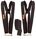 Shoulder Dolly Moving Straps - Lifting Strap for 2 Movers - Move, Lift, Carry, And Secure Furniture,...