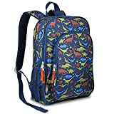 LONECONE Kids' Preschool and Kindergarten Backpack for Boys and Girls, Jurassic Pack