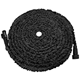 POYINRO Expandable Garden Hose, 100ft Strongest Expanding Garden Hose on The Market with Triple...