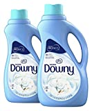 Downy Ultra Cool Cotton Liquid Fabric Conditioner, 51 fl oz (Pack of 2)