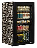 NewAir Beverage Refrigerator Cooler with 126 Can Capacity, Mini Bar Beer Fridge with Right Hinge...
