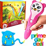 MeDoozy 3D Pen Set - Ideal Girl Gifts Ideas for Birthday - Best Toys for Kids and Teens - Cool Arts...