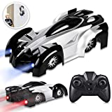 YEZI Rc Cars for Kids,360°Rotating Stunt Dual Mode Climbing Car Rechargeable, Head and Rear with...