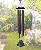 Wind Chimes Outdoor Large Deep Tone, 36'Wind Chimes for People Who Like Their Neighbor, Personalized...