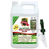 Natural Armor Weed & Grass Killer All-Natural Concentrated Formula. Contains No Glyphosate....
