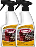 Weiman Fabric Upholstery & Fabric Cleaner-Removes Tough Stains & Odors-12 Fl. Oz