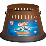 Cutter Citro Guard Candle, Triple Wick, 20-Ounce
