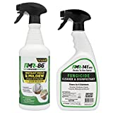 Complete Mold Killer & Remover DIY Bundle - Kill, Clean and Prevent Mold & Mildew(1-32oz RMR 86,...