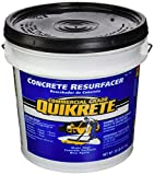 Quikrete 113120 Polymer Modified Concrete Resurfacer