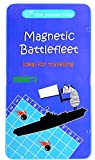The Purple Cow- Battlefleet Game- Magnetic Travel Game for Kids and Adults. Classic Strategy Game...