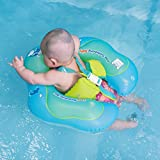 Free Swimming Baby Inflatable Baby Swimming Float Ring Children Waist Float Ring Inflatable Floats...
