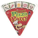 Dicecapades - Pizza Party - Fast and Frantic Dice Games for Two People