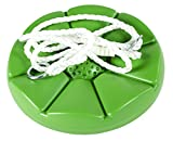 Squirrel Products Heavy Duty Plastic Tree Swing - Disc Rope Swing- Swing Set Additions &...