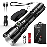 Flashlight Klarus 360X3 XT11 3200 Lumens Professional Tactical Flashlight LED Rechargeable Police...