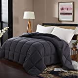 EDILLY Luxury Down Alternative Quilted Queen Comforter-Stand Alone Comforter for Queen Size Bed,Year...