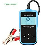 Car Battery Tester - 12v 24v Car Auto Battery Load Tester on Cranking System and Charging System...