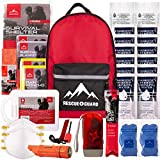 Rescue Guard; First Aid Kit, Hurricane Kit, Disaster Kit or Earthquake Kit; Emergency Survival Kit,...