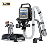 HomeRight Power Flo Pro 2800 C800879 Airless Paint Sprayer Spray Gun, Power Painting for Home...