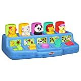 Playskool Play Favorites Busy Poppin' Pals, Pop Up Activity Toy, Ages 9 Months and Up (Amazon...