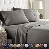 Hotel Luxury Bed Sheets Set- 1800 Series Platinum Collection-Deep Pocket,Wrinkle & Fade Resistant...