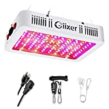 Giixer 1000W LED Grow Light, Dual Switch & Dual Chips Full Spectrum Plant Light for Hydroponic...