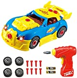 Think Gizmos Take Apart Toy Racing Car - Construction Toy Kit for Boys and Girls Aged 3 4 5 6 7 8 -...