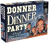 Chronicle Books Donner Dinner Party: A Rowdy Game of Frontier Cannibalism! (Weird Games for Parties,...