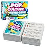 Pop Culture Trivia - A Game About Fashions Fads and Crazes - Features 220 Cards with Over 800...