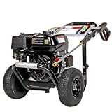 SIMPSON Cleaning PS3228 PowerShot Gas Pressure Washer Powered by Honda GX200, 3300 PSI at 2.5 GPM,...