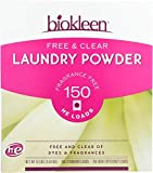 Biokleen Laundry Detergent Powder, Concentrated, Eco-Friendly, Non-Toxic, Plant-Based, No Artificial...