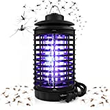 BAPTISM Electric Bug Zapper, Powerful Mosquito Trap, Light-Emitting Mosquito Lamp with Hook, Flying...