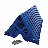 Stak Rack | 4 in 1 Painter's Accessory Tool | Stacking Design | Paint Interior or Exterior Doors,...