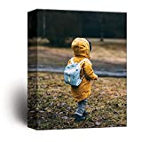 wall26 Personalized Photo to Canvas Print Wall Art - Custom Your Photo On Canvas Wall Art -...