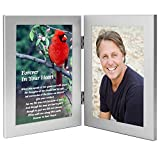 Cardinal Condolence Sympathy Gift - Sweet Poem Honoring The Deceased - Remembrance of Him or Her -...