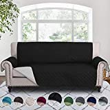 RHF Reversible Sofa Cover, Couch Covers for 3 Cushion Couch, Couch Covers for Sofa, Couch Cover,...
