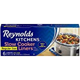 Reynolds Kitchens Premium Slow Cooker Liners - 13 x 21', 6 Count