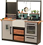 KidKraft Farm to Table Play Kitchen Set, Large, Multicolor