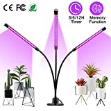 Winjoy Grow Light, 30W LED Grow Lamp Bulbs Plant Lights Full Spectrum, Auto ON & Off with 3/6/12H...