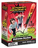 Stomp Rocket Extreme Rocket 6 Rockets - Outdoor Rocket Toy Gift for Boys and Girls- Comes with Toy...
