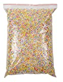 Foam Beads for Slime - 90,000-Piece Slime Beads, 0.08-0.2 Inch Micro Foam Balls for Slime Making,...