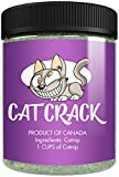 Catnip by Cat Crack, Premium Blend Safe for Cats, Infused with Maximum Potency your Kitty is...