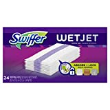 Swiffer Wetjet Hardwood Mop Pad Refills for Floor Mopping and Cleaning, All Purpose Multi Surface...
