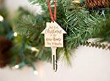 First Christmas in New Home Ornament 2018, Family Housewarming Gift, Closing Gifts Real Estate