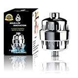 AQUA LIFE INNOVATION 10-Stage Shower Filter - Easy Installation Water Filter - Body Purification &...