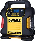 DEWALT DXAEJ14 Power Station Jump Starter: 1400 Peak/700 Instant Amps, 120 PSI Digital Air...