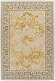 A.S Quality Rugs Large Distressed Rugs for Living Room 8x11 Yellow Rug For Dining Rooms 8x10...