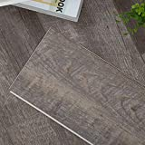 Diflart Lenox Estate Oak 23.6 sq.ft Luxury Vinyl Click Locking Plank Flooring 48x7 inch Lvt Flooring...