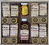 Amish Country Popcorn - 4 Ounce Variety Gift Set (8 Assorted) - Old Fashioned, Non GMO, Gluten Free,...